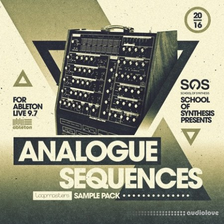 Loopmasters Analogue Sequences Ableton Live