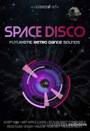 Zero-G Space Disco MULTiFORMAT