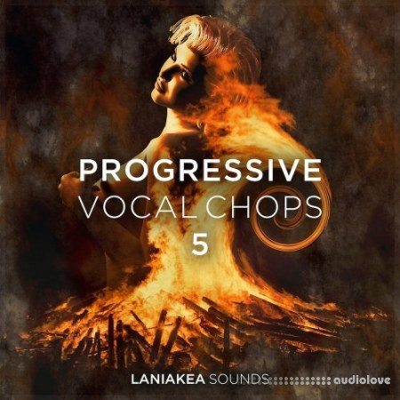 Laniakea Sounds Progressive Vocal Chops 5 WAV