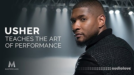 Masterclass Usher Teaches the Art of Performance TUTORiAL