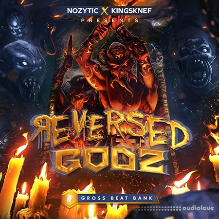 Nozytic Reversed Godz (Gross Beat Bank) Plugins Presets