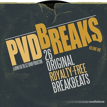 PVDMusic PVD Breaks Vol.1 WAV