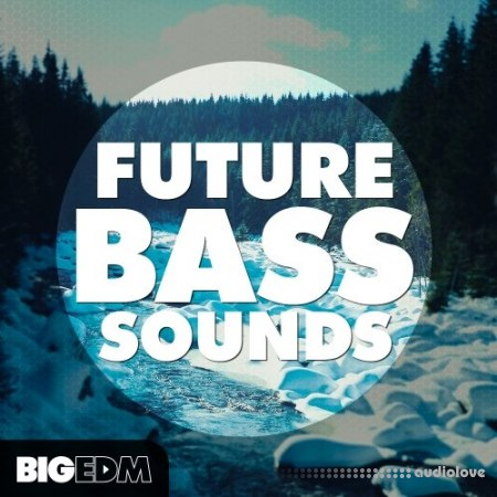 Big EDM Future Bass Sounds WAV Synth Presets