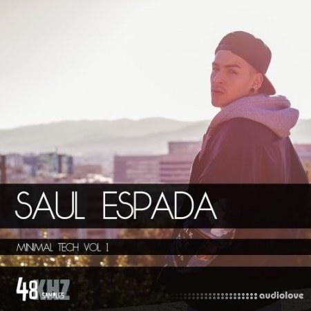 48khz Saul Espada Minimal Samples WAV