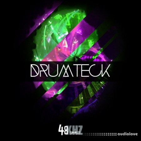 48Khz Drumteck WAV