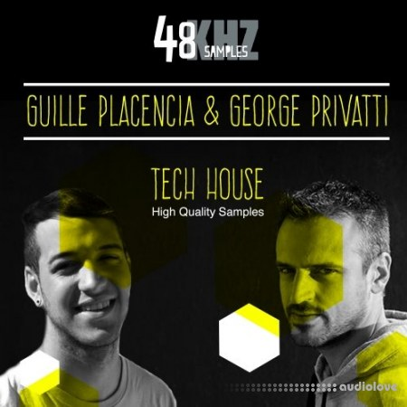 48Khz Samples Present Guille Placencia and George Privatti Tech House WAV