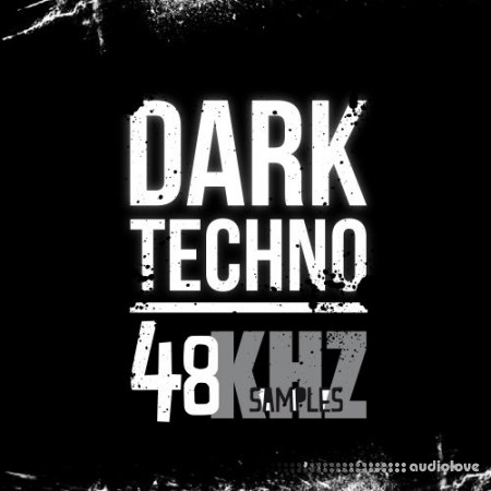 48Khz Dark Techno WAV