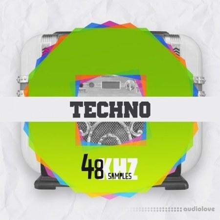 48Khz Techno WAV