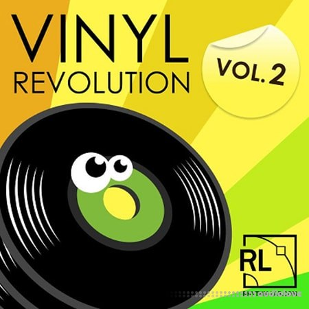 Rhythm Lab Vinyl Revolution Volume 2 WAV