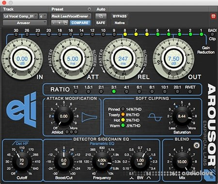 Empirical Labs Arousor v2.1.0 WiN