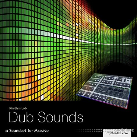 Rhythm Lab Dub Sounds Synth Presets