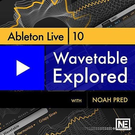 Ask Video Ableton Live 10 304 Wavetable Explored TUTORiAL