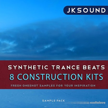 JK Sounds Synthetic Trance Beats WAV MiDi