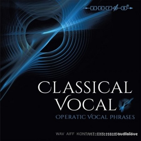 Zero-G Classical Vocal MULTiFORMAT