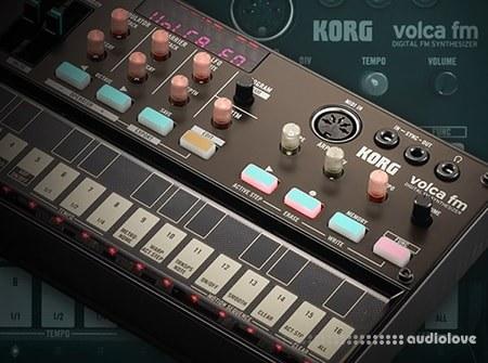 Groove3 KORG volca fm Explained TUTORiAL
