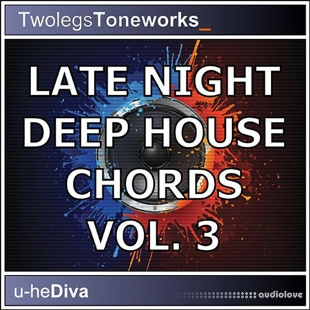 Twolegs Toneworks Late Night Deep House Chords Vol.3 Synth Presets