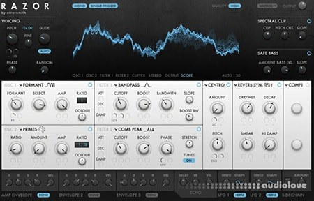 Native Instruments Razor v1.7.0 WiN MacOSX