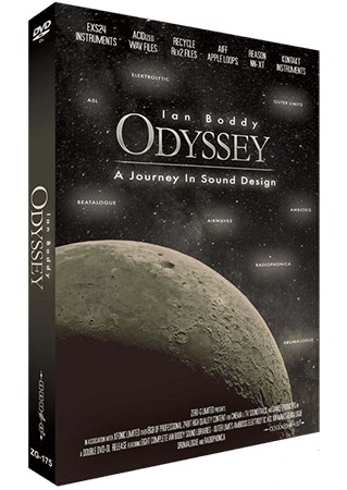 Zero-G Odyssey A Journey In Sound Design MULTiFORMAT