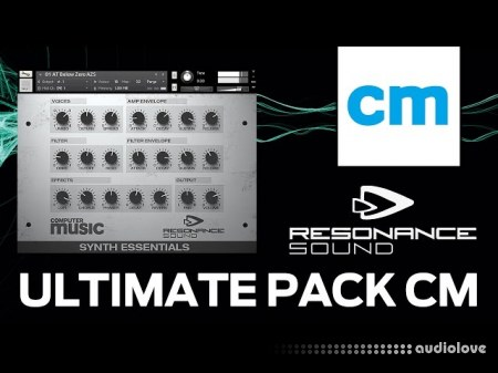 Resonance Sound CM Ultimate Pack WAV KONTAKT
