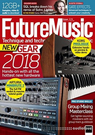 Future Music Issue 328 March 2018 PDF