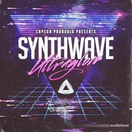 CAPSUN ProAudio Synthwave Ultraglow WAV REX
