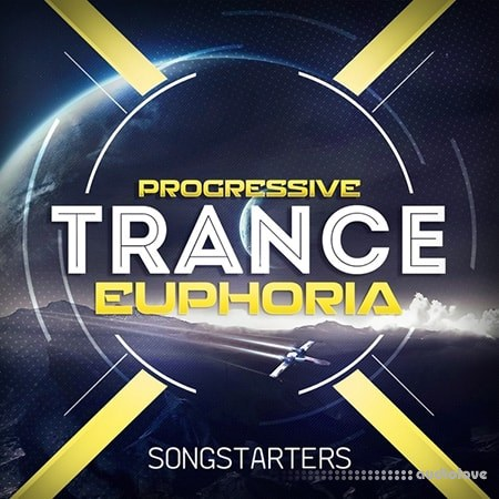Trance Euphoria Progressive Trance Euphoria Songstarters WAV MiDi
