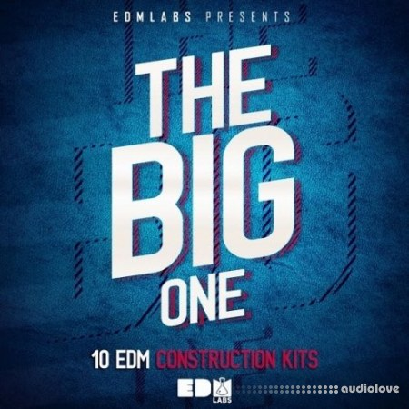 EDM Labs The Big One WAV MiDi Synth Presets