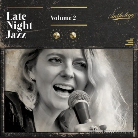 Anthology Late Night Jazz Vol.2 ACiD WAV MiDi DAW Templates
