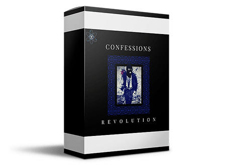 Evolution of Sound Confessions Revolution WAV Synth Presets DAW Templates