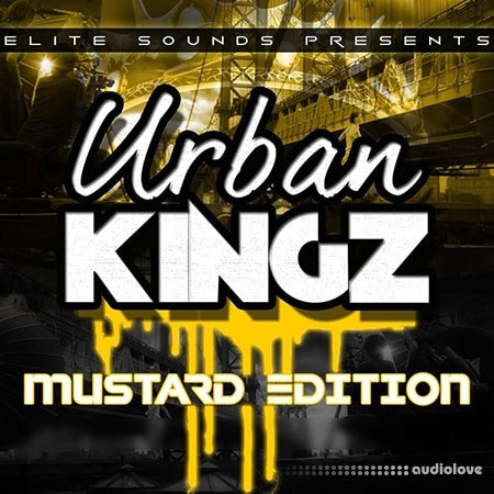 Elite Sounds Urban Kingz Mustard Edition WAV MiDi