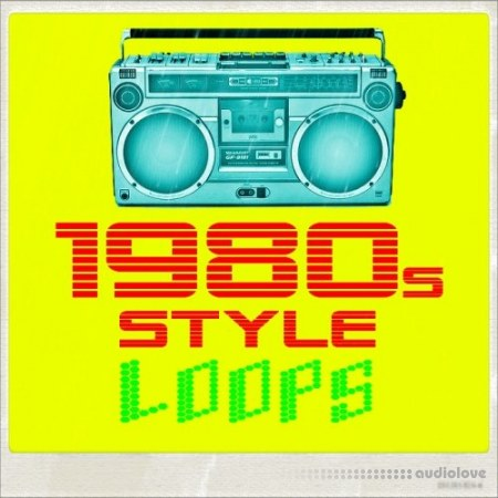 Deep Data Loops 1980s Style Loops Vol.1 WAV MiDi