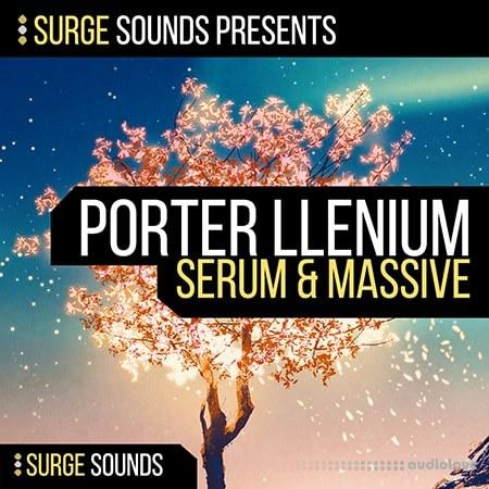 Surge Sounds Porter llenium WAV MiDi Synth Presets