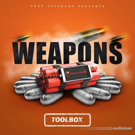 Trap Veterans Weapons Toolbox Drum Kit WAV MiDi Synth Presets