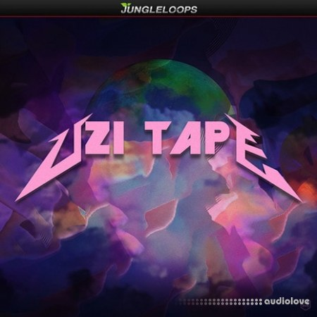 Jungle Loops Uzi Tape WAV MiDi