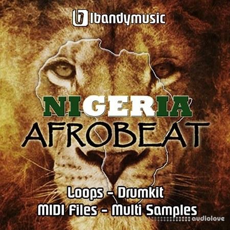LBandyMusic Nigeria Afrobeat WAV MiDi Synth Presets FL Studio DAW Presets