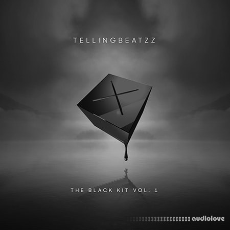 Tellingbeatzz The Black Kit Vol.1 WAV