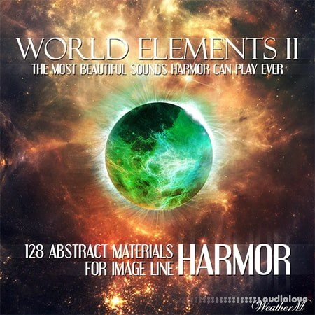 WaetherM World Elements 2 Synth Presets
