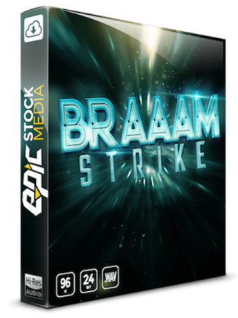 Epic Stock Media BRAAAM Strike WAV