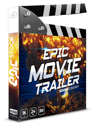 Epic Stock Media Epic Cinematic Trailer WAV