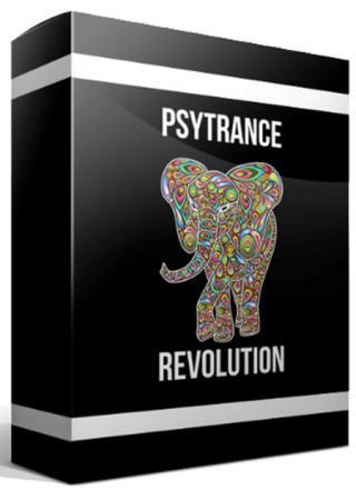 Evolution Of Sound Psytrance Revolution WAV MiDi Synth Presets DAW Templates