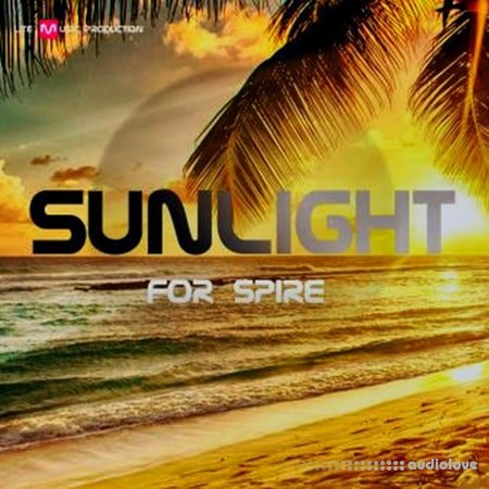 Lite Music Production Sunlight WAV MiDi Synth Presets