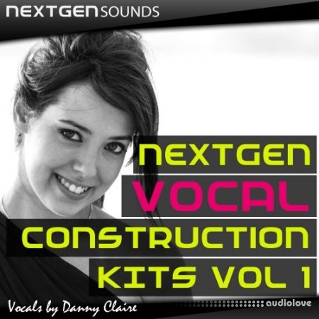 NEXTGEN Sounds NEXTGEN Vocal Construction Kits Vol.1 WAV MiDi