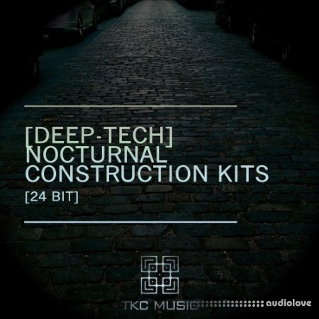 TKC Music Nocturnal Construction Kits WAV