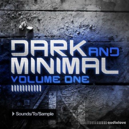 Sounds To Sample Dark and Minimal Vol.1 WAV MiDi
