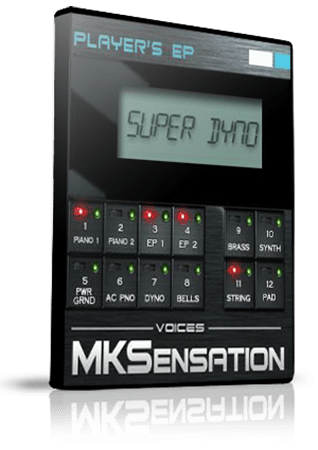 Gospel Musicians MKS-20 Piano Module MKSensation KONTAKT