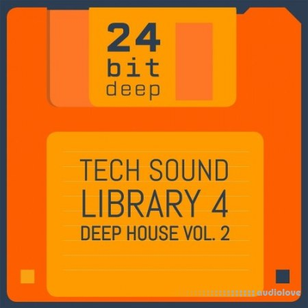 24 Bit Deep Deep House Vol.2 WAV MiDi