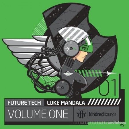 Kindred Sounds Future Tech Vol.1 Luke Mandala WAV