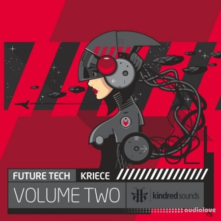 Kindred Sounds Future Tech Volume Two Kriece WAV