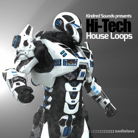 Kindred Sounds Hi-Tech House Loops Volume 1 WAV