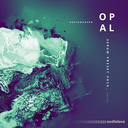 Audiomodern OPAL Synth Presets